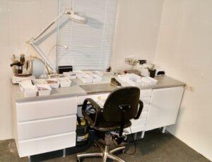 Tandtechnisch laboratorium winsum